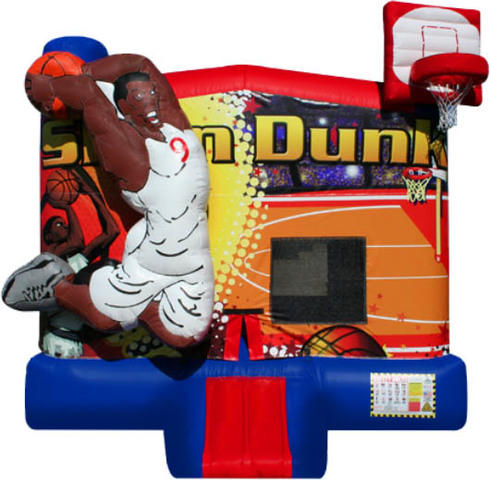 3D Basketball Moonwalk 103