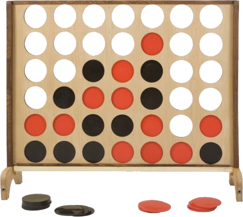 Large Connect 4 (2 Ft Tall)
