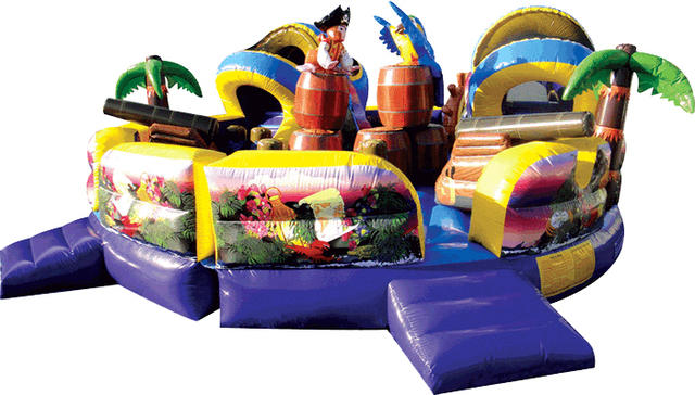 Treasure Island Toddler Play Area 406