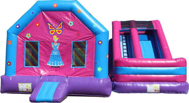 Princess Combo with Full Size Bounce and Slide 404