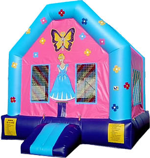 Princess Butterfly Doll House 215