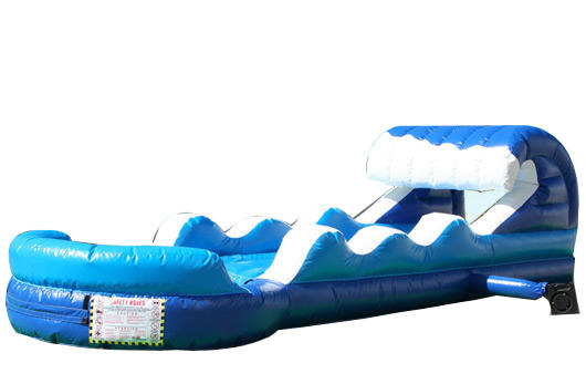 Surf Themed Slip-n-Slide w Pool 801