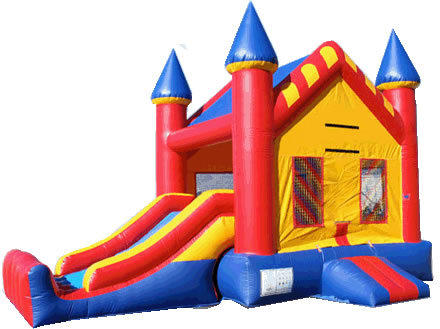 Toddler Castle Combo 300