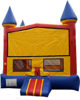 Castle Module Bounce House 206