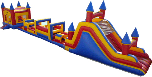 Large Deluxe Obstacle Course 701