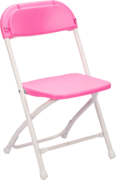 Pink Kid Chairs