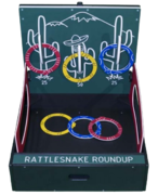 Rattle Snake Ring Toss