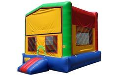 Modular Fun House Bounce House 220