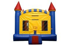 Knights Castle Bounce House 219