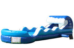Surf Themed Slip-n-Slide w Pool 801 for loading