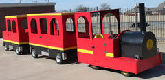 JJ Express Trackless Train