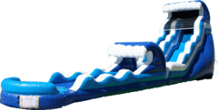 Tsunami Water Slide