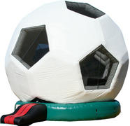 Soccer Ball Bounce House 209