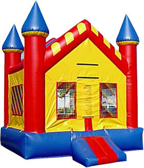 Party Castle Bounce House 217