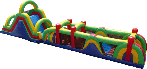 Super Deluxe Obstacle Course 703