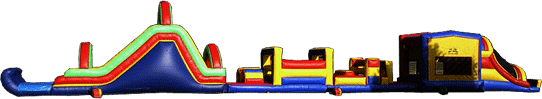 Extra Large Deluxe Obstacle Course 700