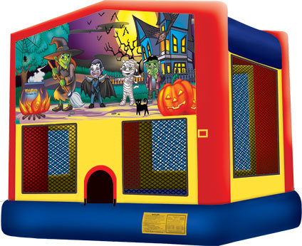 Fun House Happy Haunting