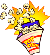 Popcorn Extra Servings