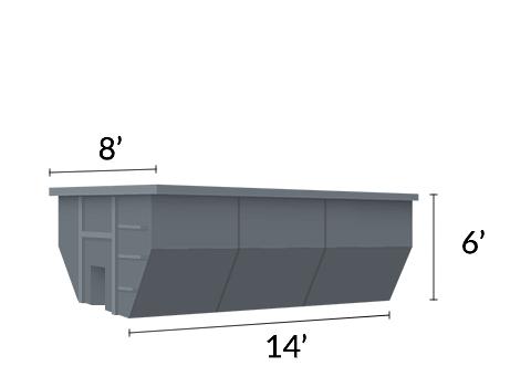 20 yard dumpster rental foley