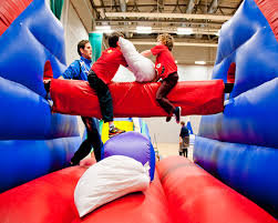 Inflatable Pillow Wars