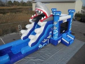 Shark Attack 4-in-1 Combination
