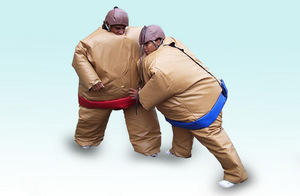 Sumo Suits with Arena