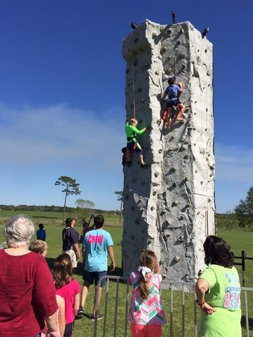 24 Foot - 4 Climber Rock Wall