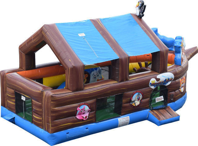 Noah's Ark Toddler Playland