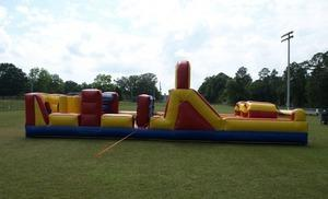 38 Foot Obstacle Course