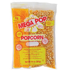 8oz Popcorn Packets