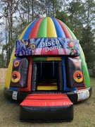 Disco Dome Party Inflatable