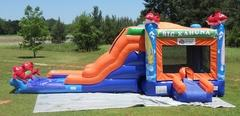 Big Kahuna Combo Water Slide