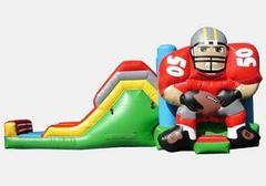 Football Combo Water Slide