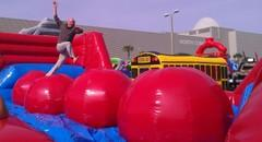 Big Red Balls - Wipeout