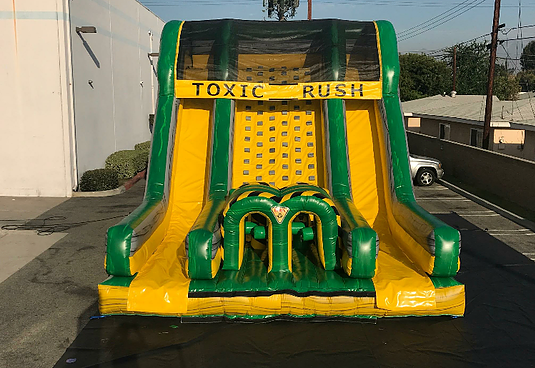 Toxic Rush 24ft High