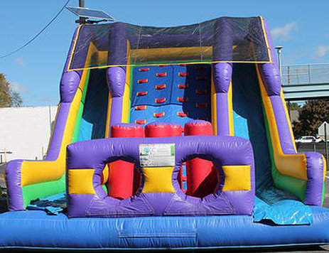 Obstacle Course Combo 19ft High