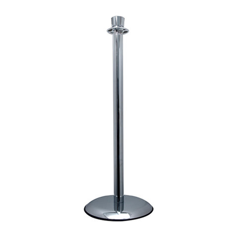 Chrome/ Silver Stanchion