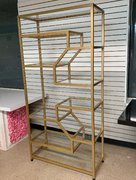 Gold Dessert Shelf Rack