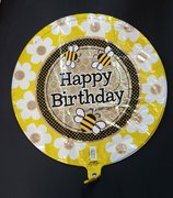 Bumble Bee Happy Birthday