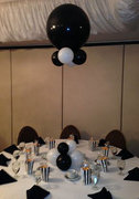 Big Ball Balloon Center Piece