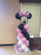 Minnie/ Mickey Column