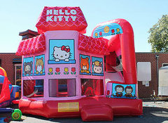 Hello Kitty Combo (New Jersey State Approved)