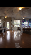 Bubble Balloon Arrangement