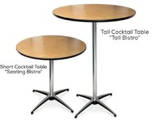 Bistro/Cocktail Table
