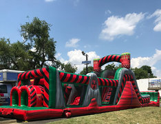 Fuego Obstacle Course