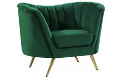 Lucky Emerald Green Chair