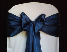 Navy Blue Sashes
