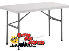4ft Adult Rectangular Table