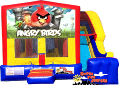 Angry Birds Combo