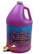 1 Gallon of Bubble Solution